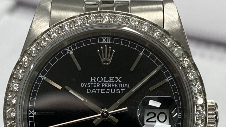 Restyling Your Rolex