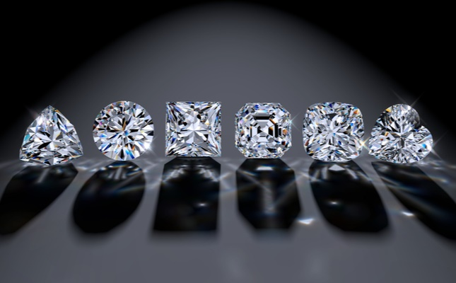 MAN-MADE DIAMONDS