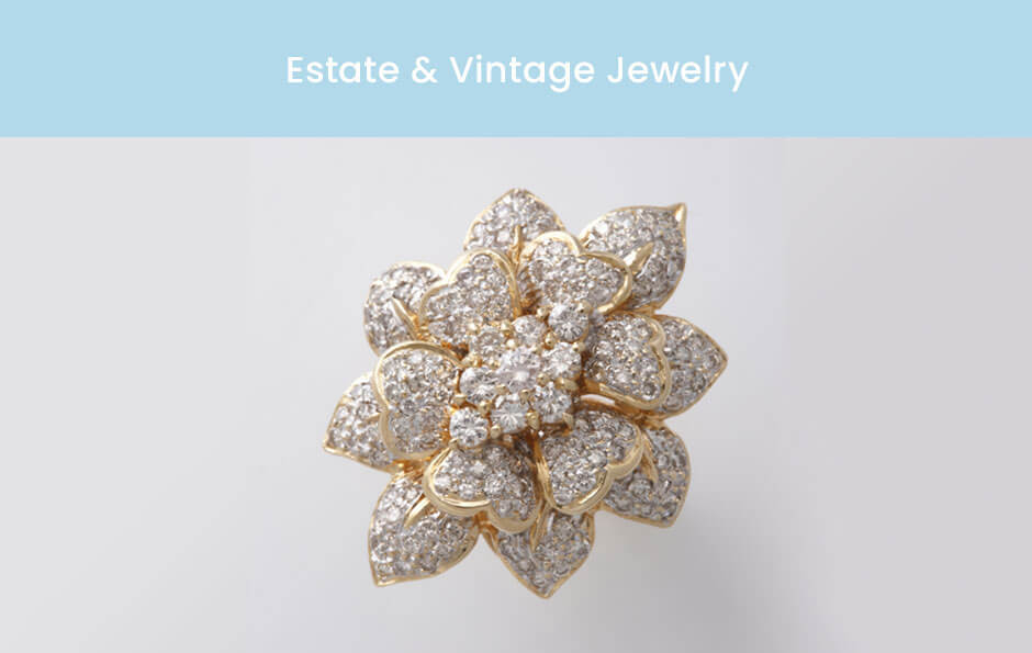 Jewelry Buyer - Sell Estate Jewelry for cash