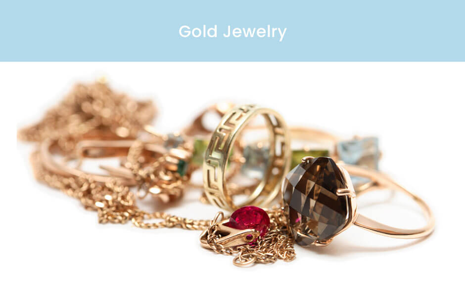 Jewelry Buyer - Sell gold jewelry for cash